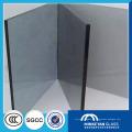 tamaño estándar de vidrio templado de bajo precio