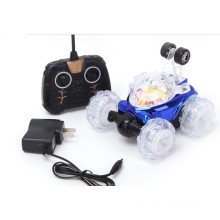 Plastic Electronic Remote Control Car with Flash and Music-Can Sell