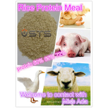 Polvo de proteína de arroz de alta calidad con