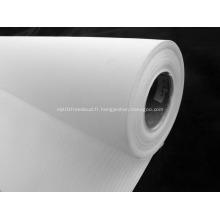 Toile poly / coton imprimée jet d'encre
