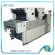 Máquina de impressão de livro de alta velocidade