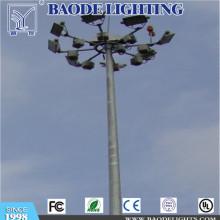 20m 400W 10PCS LED de iluminación de alto mástil