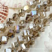 NUEVOS granos del cristal de la manera