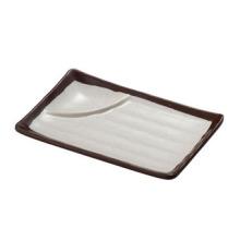 Melamine Sushi Plate /Korea Style Tableware/Food-Grade Melamine Tableware (CSA220)