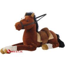 Meet EN71 and ASTM standard large plush horse