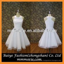 2016 neue Art und Weiseentwerfer-Hülsen-Parteikleid überlagerte reizvolles Minikleid-kurzes weißes Kleid
