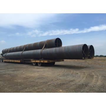Ssaw Steel Pipe API 5L GrB 1200mm