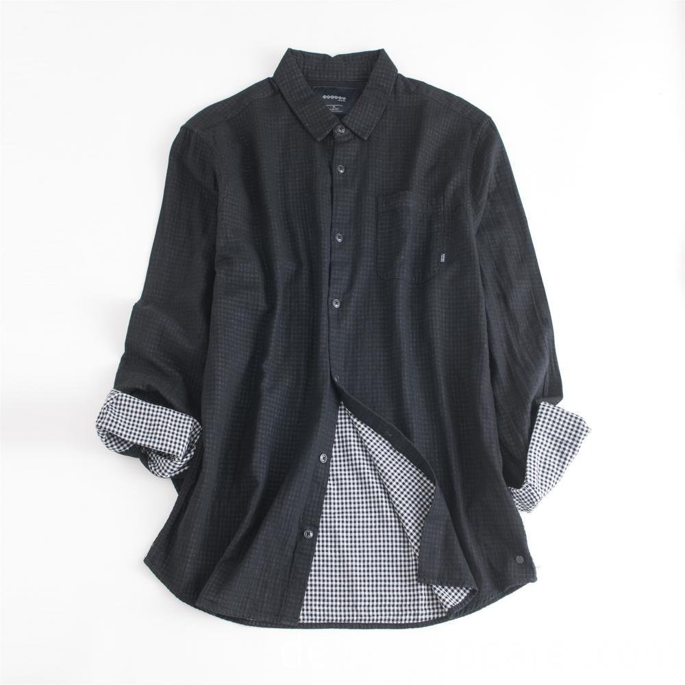 100% Cotton Long Sleeve Shirt