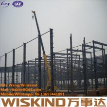 Armazém da construção de aço do estilo novo da história do aço dois da estrutura