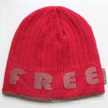 Леди мода акриловые трикотажные зима теплая Лыжная Спортивная шапка (YKY3120)