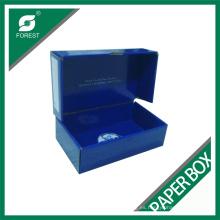 Full Blue Top-Grade Present Paper Box