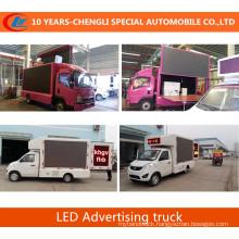 2016 New LED Advertising Truck LED Screen Mobile Truck P6 P8 P10