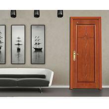MDF Wooden Bedroom door Dining room door, simple design door, Factory custom doors