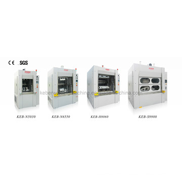 CE Approved Hot Plate Welding Machine Rich Experience (KEB-N5030, KEB-N6550, KEB-H8060)