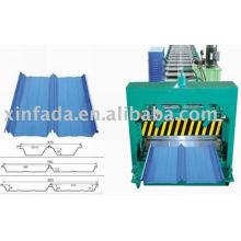 Joint Hidden Wall Panel Roll formando máquina, Largura efetiva de 760mm