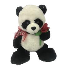 Dia dos Namorados Panda Bear Plush