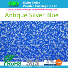 Antique Silver Powder Coating Pintura
