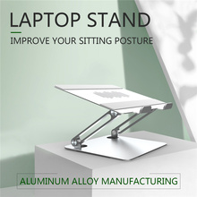 Vertical Laptop Stand Aluminum Alloy for Tablet Notebook