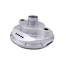 Peças de usinagem CNC de alumínio 3/4/5 Axis
