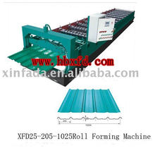 Roof Tile Roll Forming Machinery