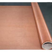 Feinstes Messing-Drahtgeflecht aus reinem Kupfer