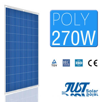 270W PV Modicristalino para Green Power