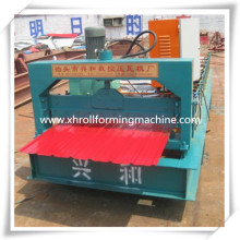 Beliebte Design Farbe Stahl IBR Dach Blatt kalt Roll Formmaschine