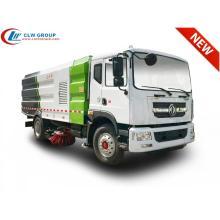 Camión barredora de vacío Dongfeng 10cbm a estrenar