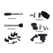 Clamps Holddown with Sleeve and  M4 Screw