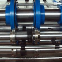 semi-automatic Corrugated cardboard  Rotary slotting and scorer machine