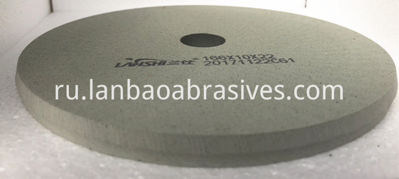 07D3 166X10X22 BD polishing wheel