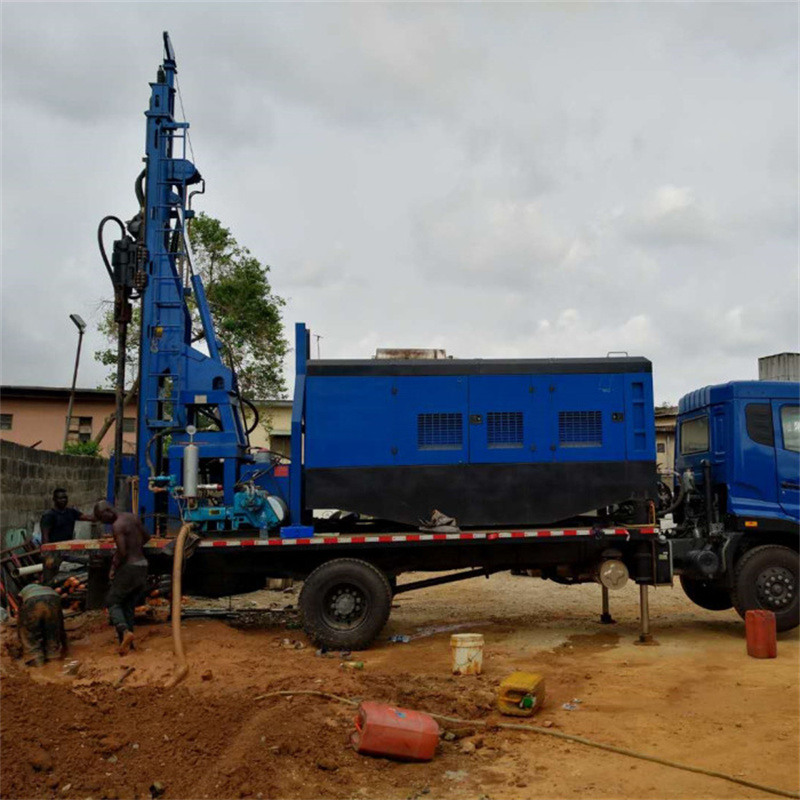 truck water well rig (1)