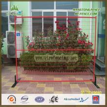 Fornecedor de vedação temporária de metal de 1,8 m
