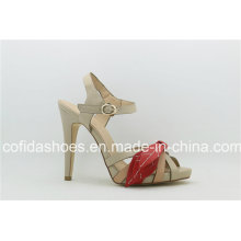 Summer Classic Style High Heels Sandal for Fashion Lady