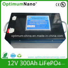 Deep Cycle Lithium Ion Battery (LiFePO4) 12V 300ah