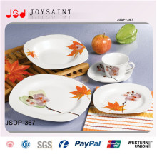 Vente chaude ensemble de dîner carré (JSD116-S028)