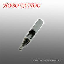 Meilleure vente courte pointes d'aiguille de tatouage en acier inoxydable
