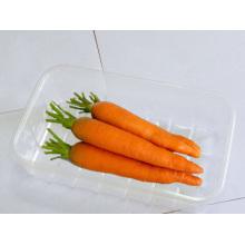 China Fabricante Walmart Embalagem De Frutas Uso PP & Pet Caixa De Armazenamento De Frutas De Plástico