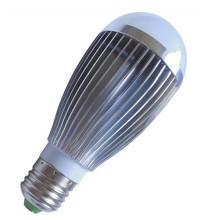 E27 7w bulbe lampe, ampoule led 7w lampe, lampe ampoule led en aluminium