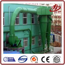 Sistema de coleta de poeira filtro coletor de pó ciclônico