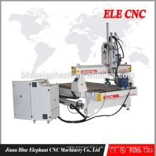 ELE 1325 3d modelle cnc router maschine / ultraschall cnc stein graviermaschine