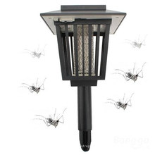 Lámpara solar repelente de mosquitos Lantern Killer Trap Repelente Patio trasero Outdoor Pest Control