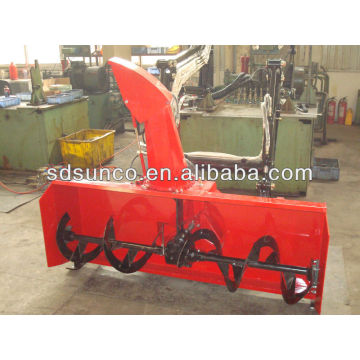 CX130 160 180 210 Tractor 3 point hitch snow blower