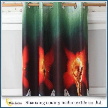 Home textile supplier Home Blackout decor curtains