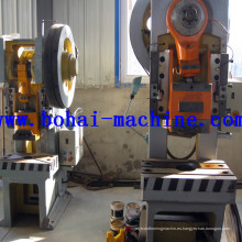 Máquina de prensado Bohai para la fabricación de tambores de acero