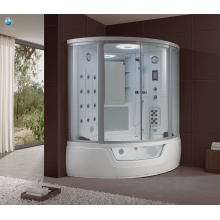 Chinese luxury computer controlled indoor steam shower room