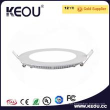 RoHS/CE/SAA Panel aluminio lámpara LED 18W de 8 pulgadas