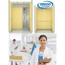 Ascenseur électrique de passager d'hôpital électrique de la vente 1600kg chaude