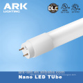 For usa market 4ft Nano plastic LED tube 18w 110lm/w plug and play