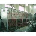 Secador de ebulição horizontal da série do aço inoxidável XF